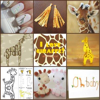 I Love Giraffe!