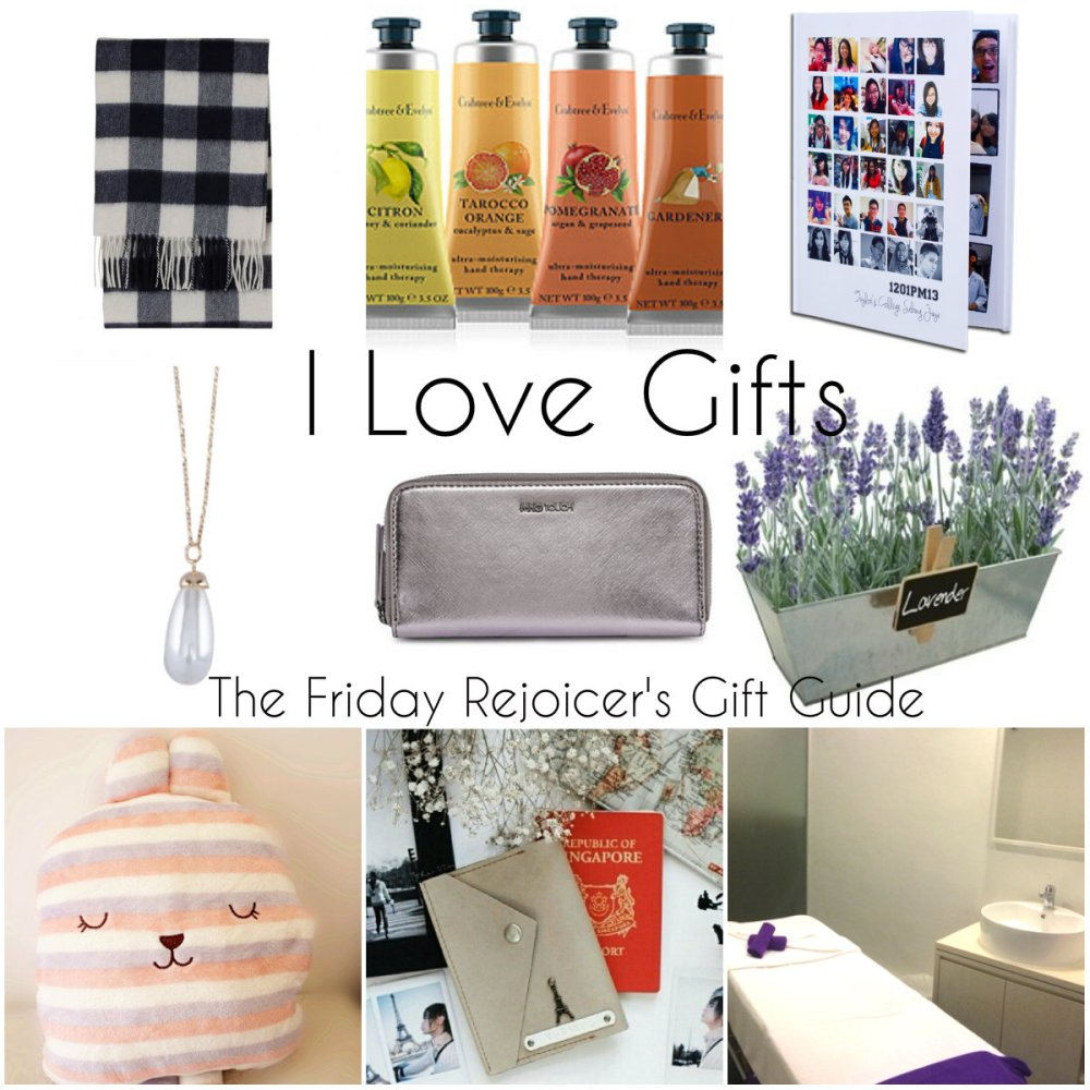 The Friday Rejoicer's Gift Guide